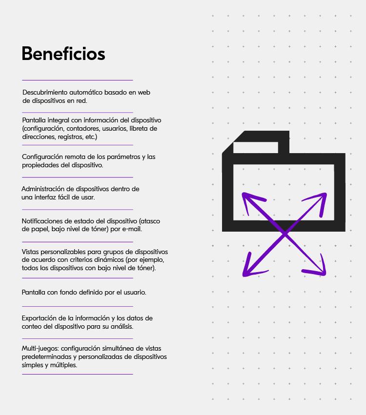 Beneficios Net Admin
