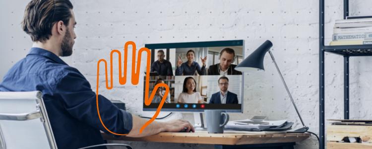 Cómo contribuye la tecnología  a una comunicación efectiva en el trabajo remoto