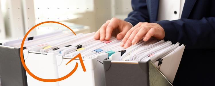 Cómo gestionar tus documentos de forma eficaz